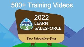 Salesforce Trailhead  - Query Event Log Files