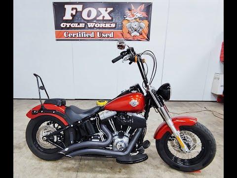 2014 Harley-Davidson Softail Slim® in Sandusky, Ohio - Video 1