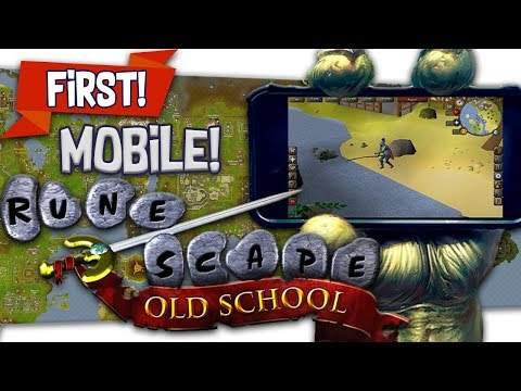 "OSRS ""Runescape Mobile"" Review 