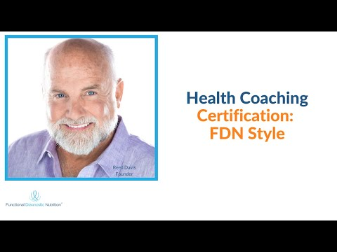 Functional Diagnostic Nutrition®Health Coaching Certification: FDN ...