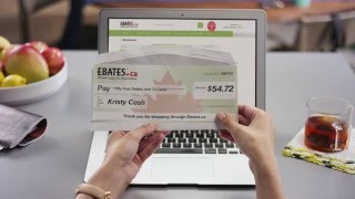 Cash Back Made Simple with Ebates Canada