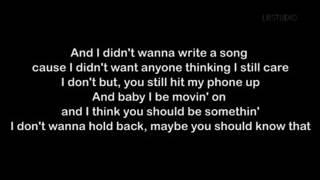 Lirik Lagu Justin Bieber  Love Yourself