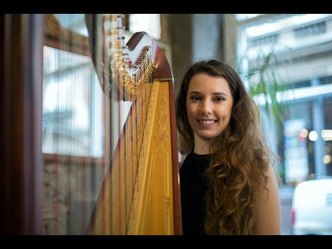 The East Yorkshire Harpist Video