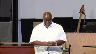 """Fathers Matter"" Jun 15, 2014, Bishop Donald Green"