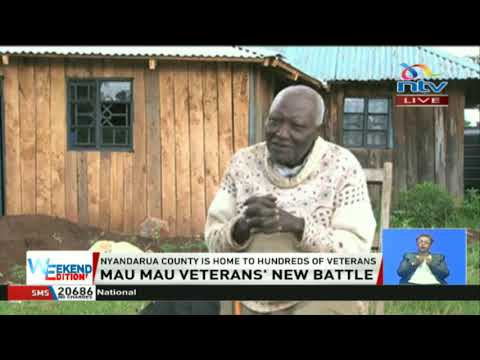 Aging freedom fighters decry government's neglect