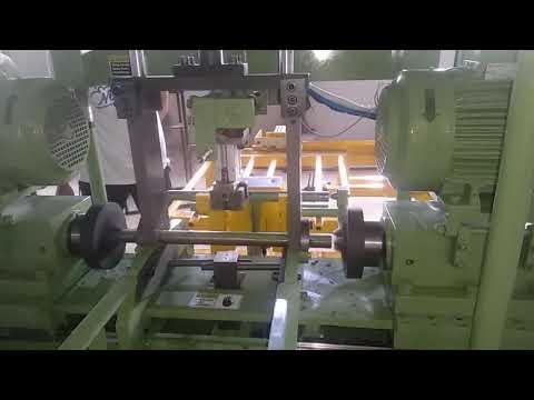 Semi Automatic Rod and Pipe Chamfering Machine