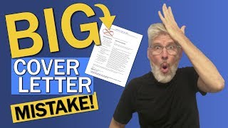 Dear Hiring Manager | Avoid these BIG cover letter greeting mistakes!