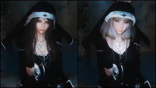 Skyrim: Sister Clothing (UNP BBP, 7B)