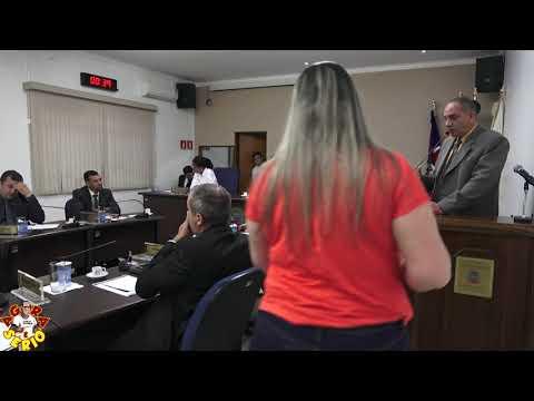 Tribuna Vereador Abel da Paz dia 13 de Novembro de 2018