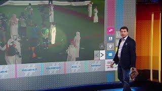 لمن كان يشير الأمير محمد بن فيصل بحذائه بعد خسارة الهلال السعودي نهائي كأس زايد للأندية الأبطال؟