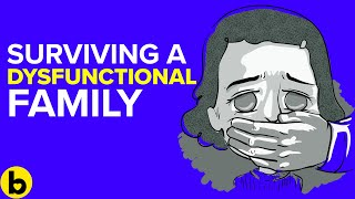 Proven Ways To Deal With A Dysfunctional Family