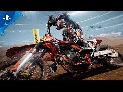 Trailer de Monster Energy Supercross: The Official Videogame