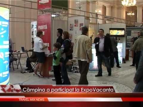 Câmpina a participat la ExpoVacanţa