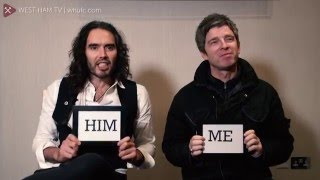 Me and Him... with Russell Brand and Noel Gallagher