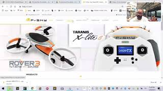 RadioMaster TX16S Setup and Firmware Update Part 1 from Cyclone FPV