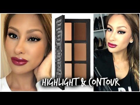 Shade + Light Face Contour Palette by KVD Vegan Beauty #2