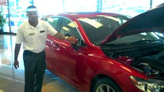 preview picture of video '2014 Mazda 6 Cutter Mazda Waipahu Chihuah Lopez'