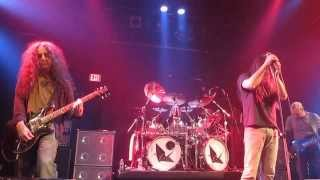 Fates Warning - Through Different Eyes @ The Chance, Poughkeepsie, NY 11-21-13