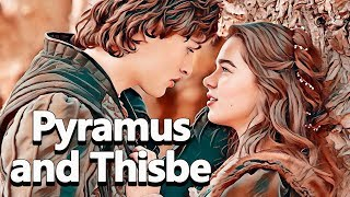 Pyramus and Thisbe - A Love Story - Greek Mythology - See U in History