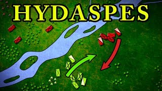 Alexander The Great: Battle Of The Hydaspes 326 BC