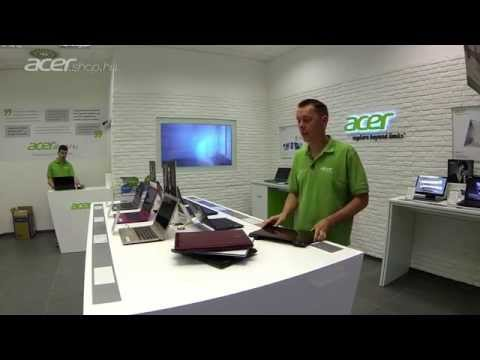 Acer Aspire E5-471 magyar nyelvű bemutató az acershopból