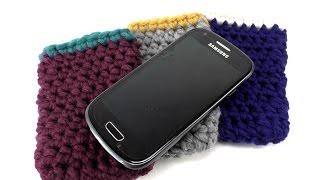 Einfache Handyhülle Häkeln Smartphone Hülle самые популярные видео