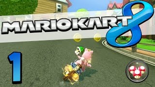 Friendship Over | Mario Kart 8 W/ Friends!