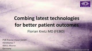 Video: Dr. Florian Kretz: Zepto® with miLoop