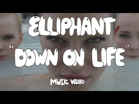 Down on Life (Song) by Elliphant