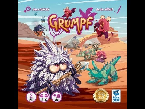 Bower's Game Corner: Grumpf Review