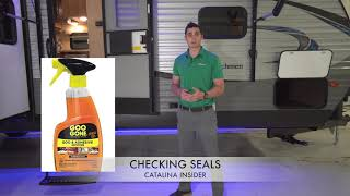 Coachmen Catalina Insider: Checking Seals