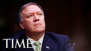 CIA Director Mike Pompeo Says He 'Fully Expects' Russia To Interfere In U.S. Midterms | TIME | Kholo.pk