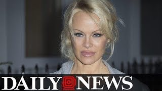 Pamela Anderson Isn't Backing Down From Victim Blaming Comments
