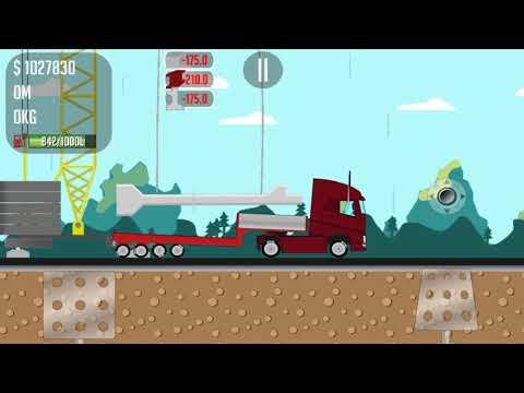 Trucker Joe Android Spiel