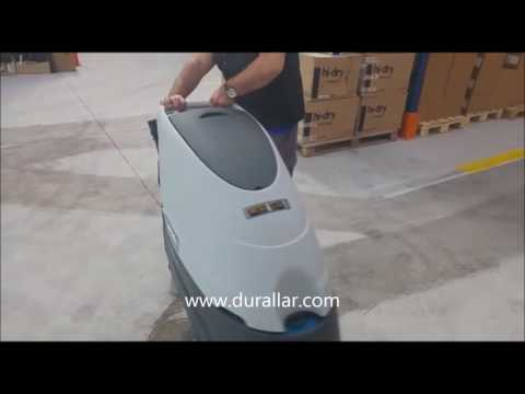 Lavor Free Evo 50 B Akülü Depo Zemin Temizleme Makinası