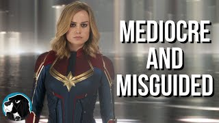 CAPTAIN MARVEL - Mediocre & Misguided (Cynical Reviews)