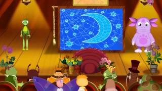Лунтик - Телепатические способности . Обучающий мультфильм для детей.