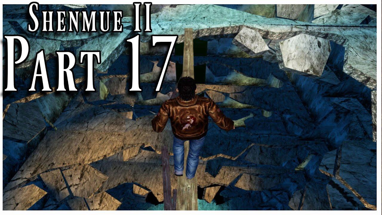 Shenmue 2 HD – Part 17: Entsetzliche Planken