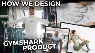 HOW WE DESIGN GYMSHARK PRODUCT - Full Walkthrough of the Process
