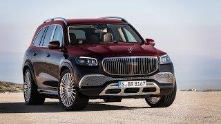[문기자의자동차생활] 국내 출시될 럭셔리 SUV의 새로운 기준, 메르세데스-마이바흐 GLS