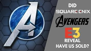 Crystal Dynamics Marvel Avengers E3 Reveal Trailer First Impressions