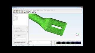 ANSYS ICEM CFD HEXA 3D Elbow [Tutorial] - Самые лучшие видео
