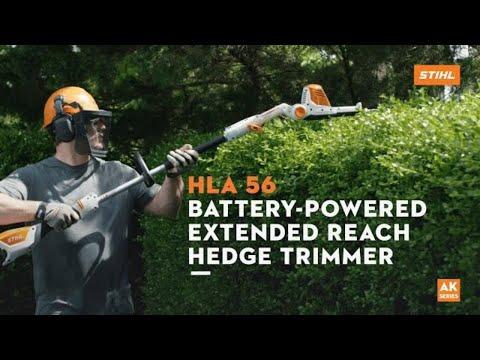 Stihl HLA 56 in Greenville, North Carolina - Video 1