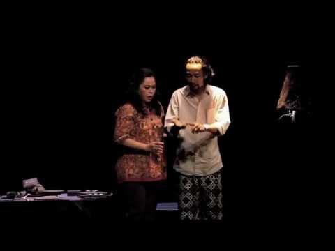 TEATER GALAXY - Festival Teater Jakarta 2015