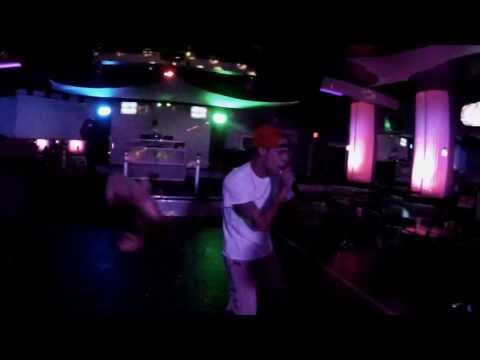 Jay Staff Timbo Slice RA at Avenue Lounge10/10/13 Performance vid