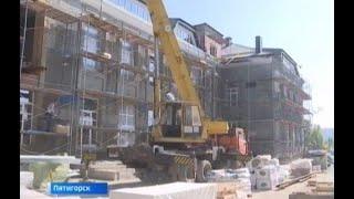 Старейшую гимназию Пятигорска реставрируют. Успеют ли в срок завершить работы?