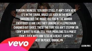 Lil' Kim - Cypher (Lyrics Video) Explicit HD