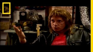 Stonehenge Theories with Nigel Tufnel of Spinal Tap - Part 3   National Geographic