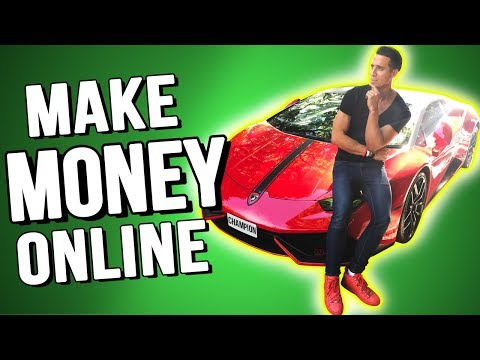 All ways to make money quickly