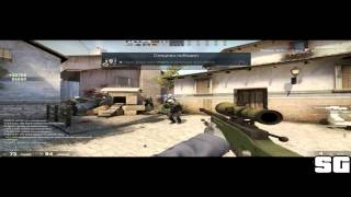 Counter - Strike: Global Offensive (Пилотный ролик)